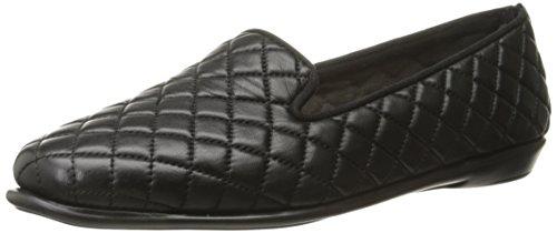 Aerosoles Women's Betunia, Black Quilted, 6 W US